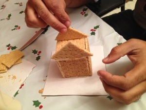 gingerbread house picuture