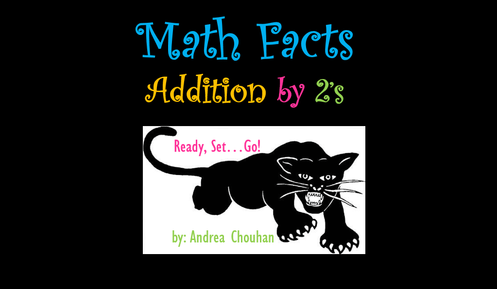 Math facts 2 PP image